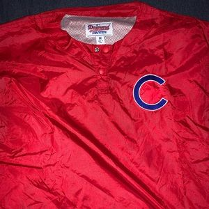 Chicago Cubs windbreaker pullover